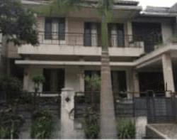 Rumah 2 lt di Kemang Pratama 2, Bks