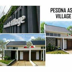 Rumah Baru Indent di Pesona Asih Village Cimahi