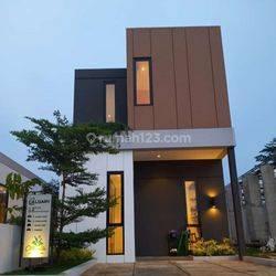 Rumah 2 lantai Citaville Parung Panjang