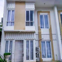 17.Rumah 2 Lantai Paling Murah dan Strategis Dekat Stasiun dan Pintu Toll Bintaro