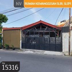 Rumah Kemanggisan Ilir, Slipi, Jakarta Barat, 10x26m, 1¼ Lt, SHM