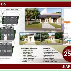 Siap di Huni, Tinggal Bawa Koper, Rumah di Prambanan Harga 250 Jt