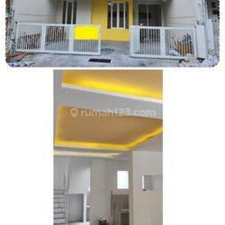 Rumah Modern Minimalis Barata Jaya Surabaya