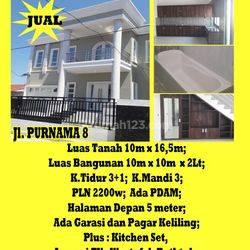 Rumah Purnama 8, Pontianak, Kalimantan Barat