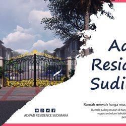 Rumah Mewah Harga Murah 600 Jtaan 2LT 100 Meter Stasiun Sudimara Jombang