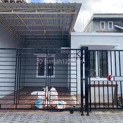 Rumah baru renovasi di lingkungan yang asri kota samarinda