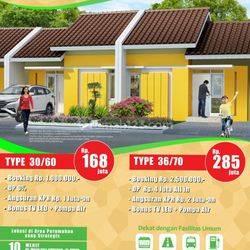 Rumah Subsidi di Green Srimahi Residence