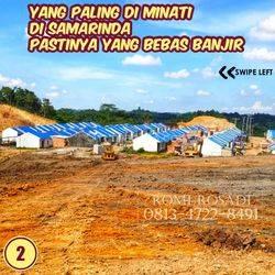 Rumah Perumahan Baru Dekat Ke Pusat Tengah Kota Tipe 36 Siap Huni Subsidi Harga Murah Samarinda