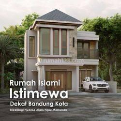 Rumah 2 Lantai Berkonsepkan Lingkungan Islami Dengan Valaue Perbukitan Yang Indah Dan Udara Sejuk Dekat Pusat Kota BONUS MOTOR N-MAX