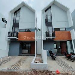 Rumah Baru Cluster Siap huni nempel Ciputat,Bintaro,pondok Ranji, stasiun jurang Mangu,tol Bintaro