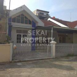Rumah sewa siap huni murah di tengah kota