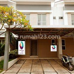Rumah Cluster Palm Spring Jakarta Garden City 2 LT