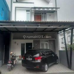 Rumah Dalam Cluster Bintaro Pondok Serut Full Furnished