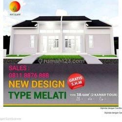 Rumah Subsidi Siap Huni Di Tangerang, Dp Ringan Angsuran Flat