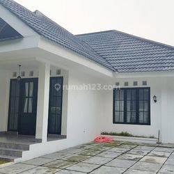 Rumah Baru 1 Lantai Lahan Luas 4,7M-an Saja Di BSD Griyaloka Dekat Akses Tol Serpong