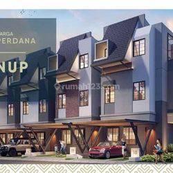 Rumah Baru Bergaya Scandinavian, Project Terbaru Synthesis Development
