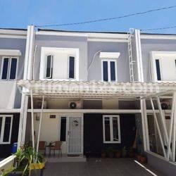 Rumah murah serpong,2 Lantai dinding bata mersh 100% SHM