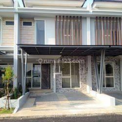 Rumah siap huni 2lt 6x15 90m Type 3KT Cluster Missisippi JGC Jakarta Garden City Cakung