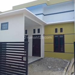 Rumah Siap Huni Harga Murah Lokasi Hertasning Baru