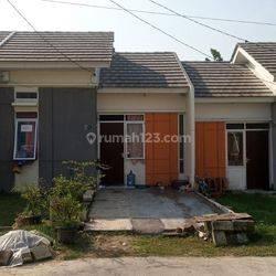 Rumah Subsidi Pemerintah Siap Huni Ready Stok Tangerang 2 kamar LT 72 meter Strategis Jalan Lebar Row 10 akses stasiun hanya 4 menit