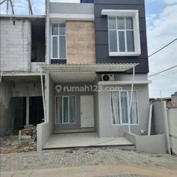 Rumah Cipadu Dekat Komplek Pajak Siap Huni