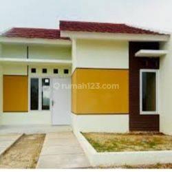 Daru Raya, rumah subsidi cuma 1 juta , langsung huni dan SHM lho