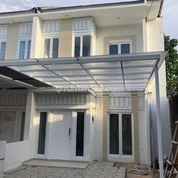 rumah 2  lantai 600 jutaan dekat  bintaro hills