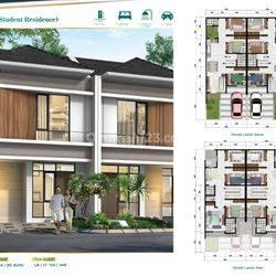 Dijual! Town House Modern Minimalis di Panongan Tangerang!
