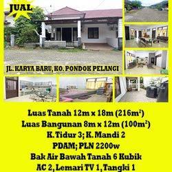 Rumah Pondok Pelangi, Pontianak, Kalimantan Barat