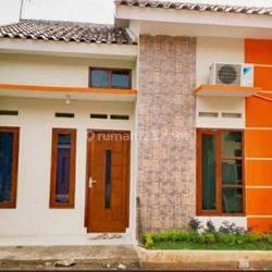 Rumah cluster murah