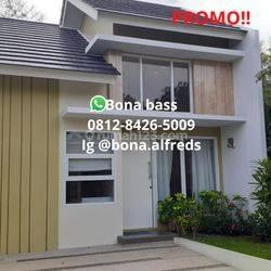 Promo  PPKM Rumah Baru 15 Menit dari Stasiun Cicayur,Tangerang