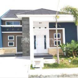 Rumah cluster baru siap huni murah di tengah kota