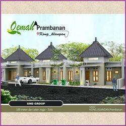 Rumah Mewah Modern di Kawasan Omah Prambanan Type 60 Harga 700 Jt-an