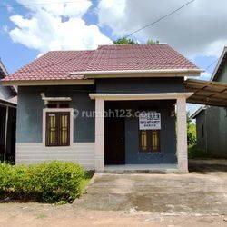 rumah 1 lantai, rumah tunggal & ada sisa tanah belakang di Komp. Sehat Sejahtera Jl. Wonodadi 2