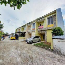 Townhouse Siap Huni di Komplek Pakjo Indah Jl. Way Hitam Palembang