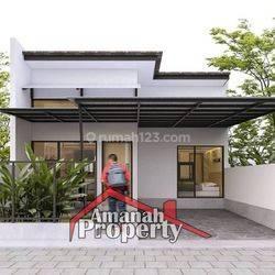 Rumah Indent 1 Lantai Custom Cijantung Pasar Rebo Jakarta Timur