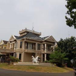 Rumah Mewah Exclusive Di Victoria River Park BSD