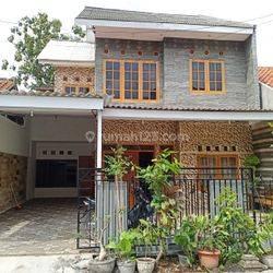 Rumah 2 Lantai Siap Huni Depan ADA Fatmawati Pedurungan Kidul
