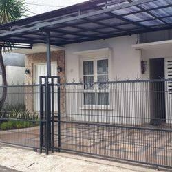 Rumah apik tanpa renov siap huni di daerah kota casablanka