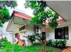 Rumah luas daerah Patra Kuningan, jarang ada, harga murah, beli tanah gratis rumah