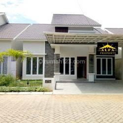 Rumah Baru Furnish Siap Huni Green Mansion Ujung Pandang 2 Pontianak Kalimantan Barat