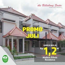 KORTING HARGA JULI Rumah Kota Bandung The Billabong Soetta