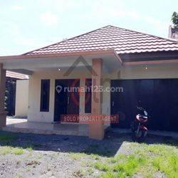 Rumah Hunian Dekat UNS di Ngringo Jaten Karanganyar (AT)