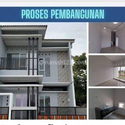 Rumah baru 2 lantai