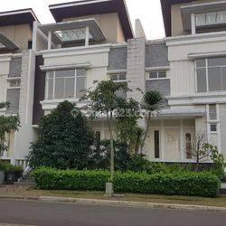 Rumah Emerald Cove, Gading Serpong, uk 8x18, Hrg 5.9 milyar