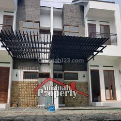 Rumah Siap Huni Private Cluster Di Kalisari Pasar Rebo Jakarta Timur