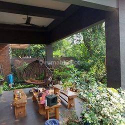 Rumah pinggir jalan Jati Uwung Cocok untuk Usaha