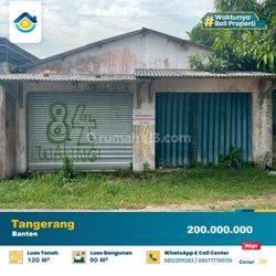 Tanah di Tangerang