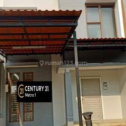 Rumah Murah di Cluster Alamanda JGC Jakarta Timur Siap Huni Minimalis Modern