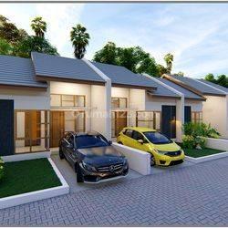 New Rumah Minimalis Modern Dalam Cluster Karta Janadrana 200 Jt-an